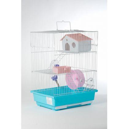Cusca pentru hamsteri nr. 125