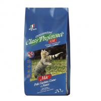 Hrana uscata pentru pisici, Class Preference cu Pui, Curcan si Ton, 20 kg