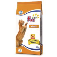 Hrana uscata pentru pisici, Farmina Fun Cat, Carne, 20 kg