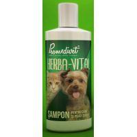 Sampon Caini si pisici, Herba Vital, 200 ml