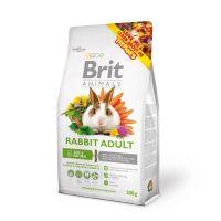Hrana pentru iepuri Brit Animals Iepure adult, 300g