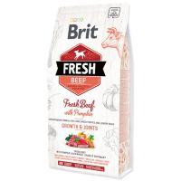 Hrana uscata pentru caini, Brit Fresh Vita si Dovleac, Puppy Large, 2.5 kg