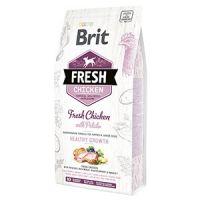 Hrana uscata pentru caini, Brit Fresh Pui si Cartofi, Puppy, 2.5 kg