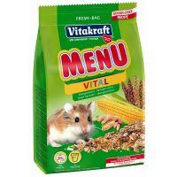 Vitakraft Meniu Hamsteri Pitici, 400 g