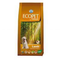 Hrana uscata pentru caini Ecopet Natural Lamb Maxi, 12 Kg
