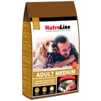 Nutraline Dog Adult Medium, 3 Kg