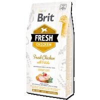 Hrana uscata pentru caini, Brit Fresh Pui si Cartofi, Adult, 2.5 kg