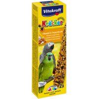 Vitakraft baton papagali migdale/fructe tropicale 2 buc