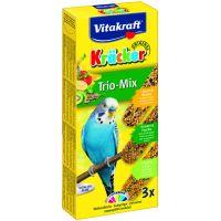 Vitakraft baton perusi trio mix kiwi/ardei/banane 3 buc