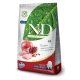 Hrana uscata pentru caini N&D Grain Free Puppy Maxi, Pui si Rodie, 12 kg