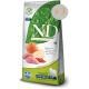 Pachet economic: 3 x N&D Grain Free Adult Maxi, Mistret si Mar, 12 kg