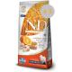 Pachet economic: 3 x N&D Low Grain Adult Maxi, Peste si Portocale, 12 kg