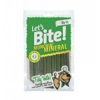 Recompense pentru caini Brit Let's Bite Munchin'Mineral, 105g