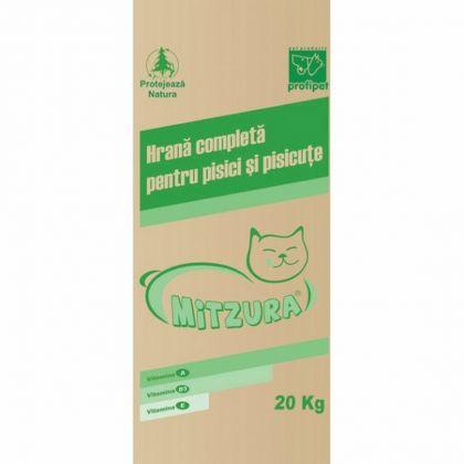Hrana uscata pentru pisici, Mitzura Vita, 20 kg