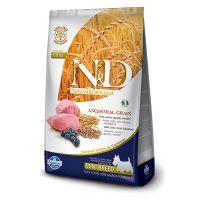 Hrana uscata pentru caini, N&D Low Grain Puppy Mini, Miel si Afine, 7 Kg