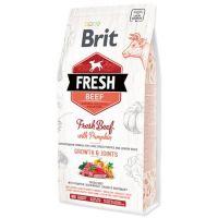 Hrana uscata pentru caini, Brit Fresh Vita si Dovleac, Puppy Large, 5 kg