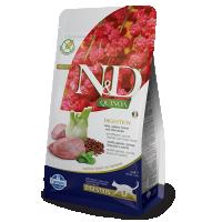 Hrana uscata pentru pisici N&D Cat Quinoa Digestion cu Miel, 1.5 kg
