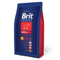 Hrana uscata pentru caini Brit Premium Adult L, 3 Kg
