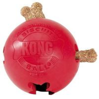 Kong Jucarie Biscuit Ball, L