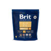 Hrana uscata pentru caini Brit Premium Adult M, 1 Kg