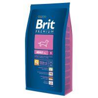 Hrana uscata pentru caini Brit Premium Adult S, 8 Kg