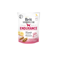 Recompense pentru caini, Brit Care Dog Snack Endurance cu Miel, 150 g