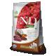 Hrana uscata pentru caini, N&D Dog Quinoa Skin and Coat cu Vanat, 7 kg