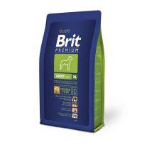 Hrana uscata pentru caini Brit Premium Adult XL, 3 Kg