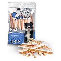 Recompense pentru caini, Calibra Joy Dog Classic Fish and Chicken Sandwich, 80 g