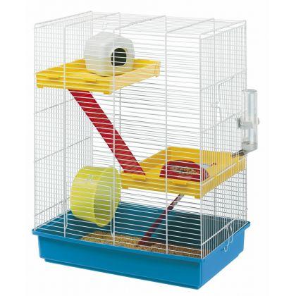 Cusca pentru hamsteri, Ferplast Tris Alb