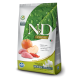 N&D Grain Free Adult Medium, Mistret si Mar, 2.5 kg