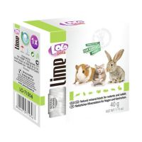 Calcar natural Lolo Pets pentru rozatoare, 40 g