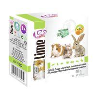 Calcar Lolo Pets pentru rozatoare cu aroma de portocale, 40 g