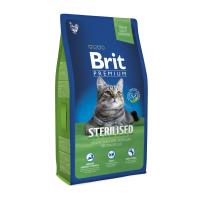 Hrana uscata pentru pisici Brit Premium Cat Sterilized, 8 kg