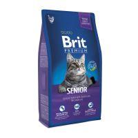 Hrana uscata pentru pisici Brit Premium Cat Senior, 8 Kg