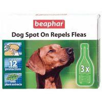 Beaphar Pipeta Antiparazitara Bio Caine, 3 buc