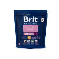Hrana uscata pentru caini Brit Premium Junior S, 1 Kg