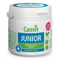 Supliment nutritiv pentru caini, Canvit Junior for Dogs, 230 g