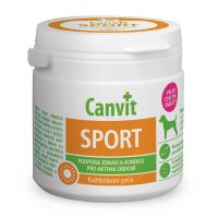 Supliment nutritiv pentru caini, Canvit Sport for Dogs, 100 g