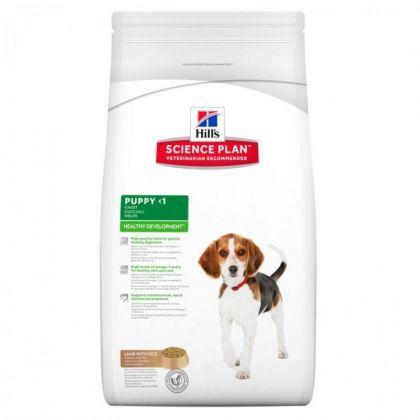 Hill's SP Canine Puppy Healthy Development cu Miel si Orez, 6 Kg