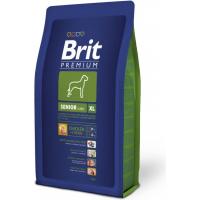 Hrana uscata pentru caini Brit Premium Senior XL, 3 Kg