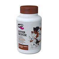 Fab Pets Hips Liver Detox, 150 tablete