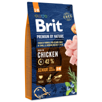 Brit Premium by Nature Senior S + M, 15 kg