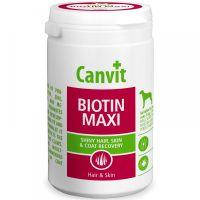 Supliment nutritiv pentru caini, Canvit Biotin Maxi, 230 g