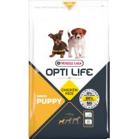 Hrana uscata pentru caini, Versele Laga Opti Life Puppy Mini 2.5 kg