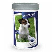 Supliment alimentar pentru caini, Pet Phos Croissance Ca/P=2 500 tablete