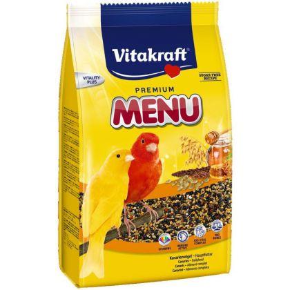 Vitakraft Meniu pentru Canari, 500 g