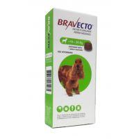 Tableta antiparazitara pentru Caini, Bravecto (10-20 kg) 1 tableta x 500 mg