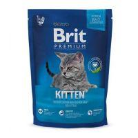 Hrana uscata pentru pisici Brit Premium Cat Kitten, 1.5 Kg