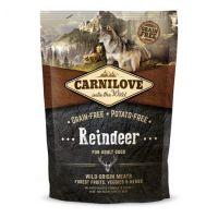 Hrana uscata pentru caini Carnilove Adult Dog cu Ren, 1.5 Kg